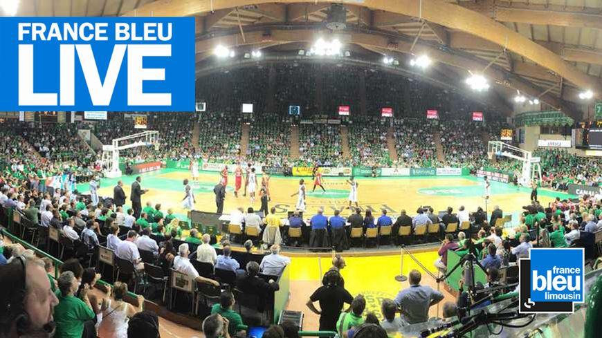 1ère soirée basket de la saison ce mardi soir sur France Bleu Limousin