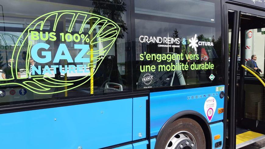 Deux bus au gaz circuleront sur la ligne 3 à partir du 30 septembre
