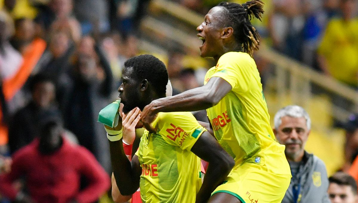 FC Nantes : Abdoulaye Touré propulsé capitaine des Canaris après le départ de Valentin Rongier