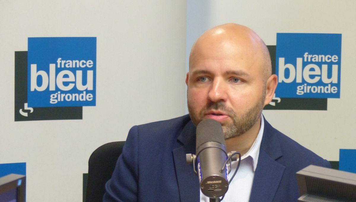 Municipales à Bordeaux : le conseiller municipal socialiste Matthieu Rouveyre veut faciliter l'union des gauches
