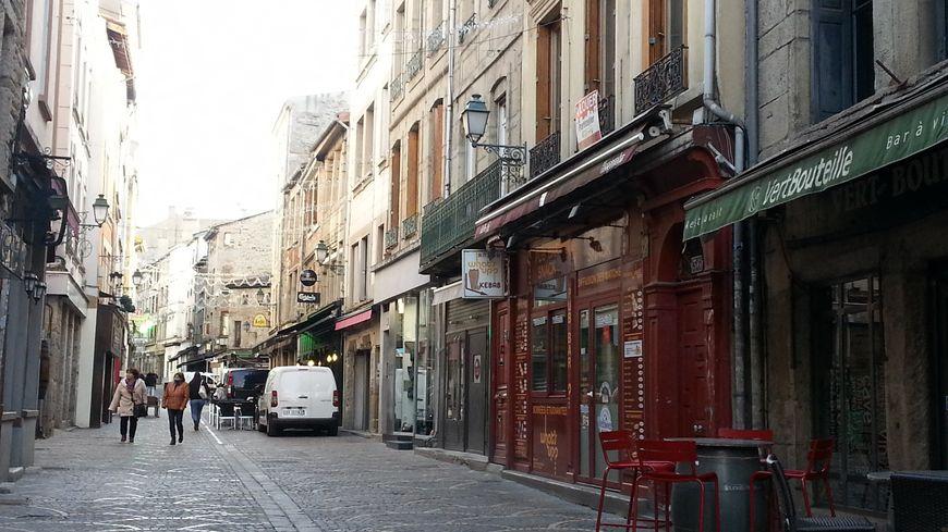 La bagarre a eu lieu dans la rue Martyr-de-Vingré