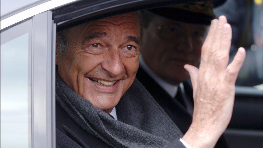Jacques Chirac était venu de nombreuses fois en Alsace