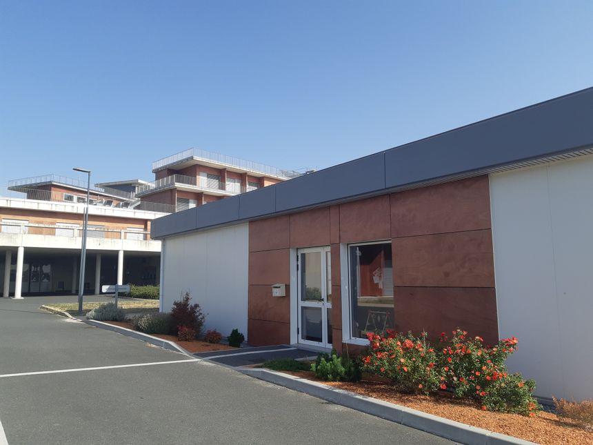 La maison de naissance est située à 100 mètres de la maternité de Castres.