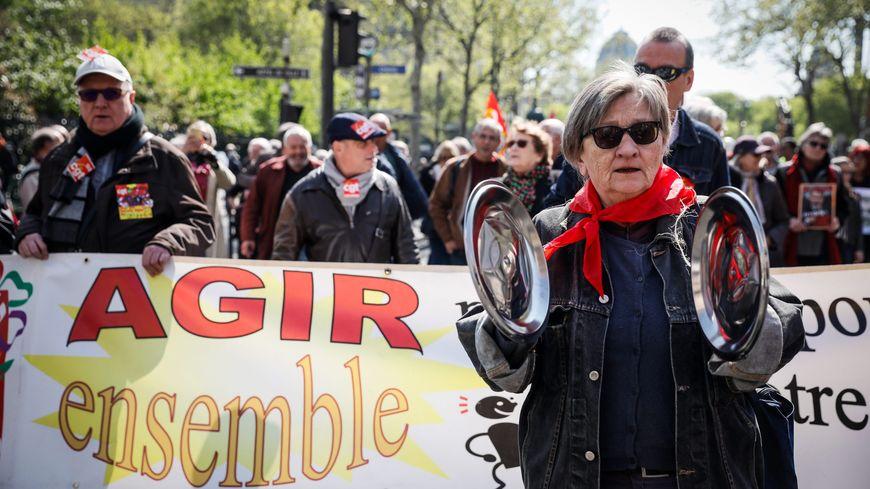 A Tours, une manifestation contre la réforme des retraites partira de devant la gare, à 10H, mardi 24 septembre