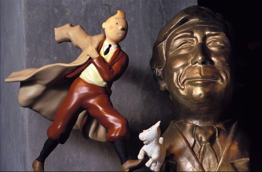Tintin au pays des mises en demeure