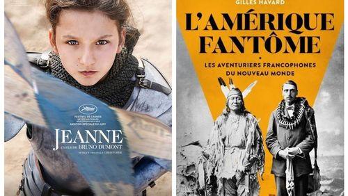 """Actualités : Jeanne et """"L'Amérique Fantôme"""""""