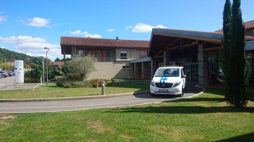 L'Ehpad de Beauchalot accueille environ 80 résidents.