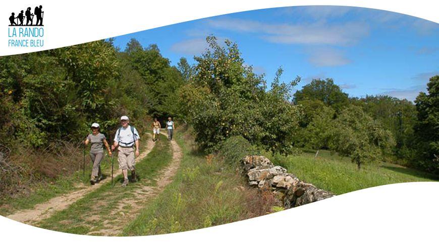 En randonnée autour d'Ambazac