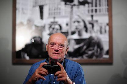 Le photographe Peter Lindbergh
