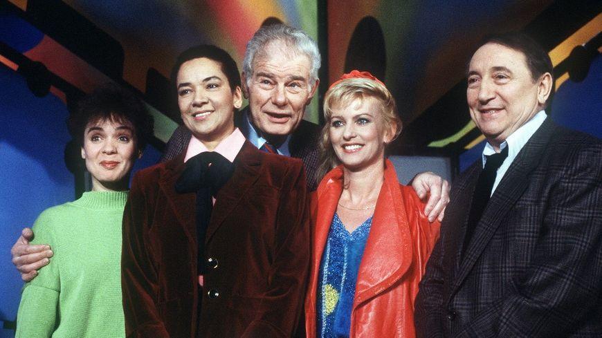 L'émission Tournez Manège est emblématique des années 80