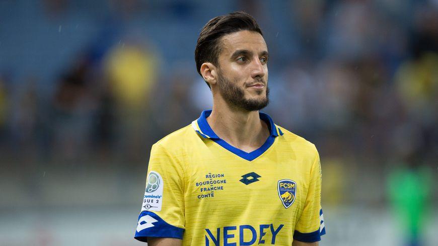 Younès Kaabouni est l'un des hommes forts de ce début de saison du FCSM