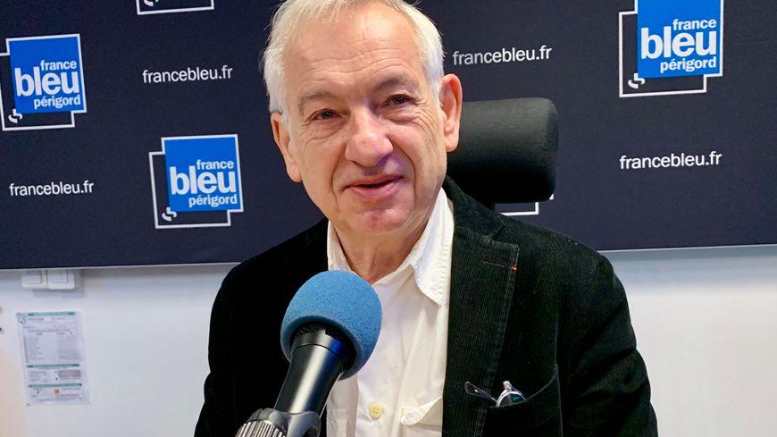 Jean-Jacques de Peretti, maire de Sarlat