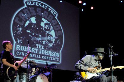 Série de concerts en hommage à Robert Johnson à l'occasion du centième anniversaire de sa naissance