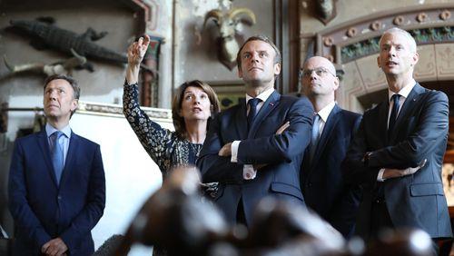 La politique culturelle d'Emmanuel Macron