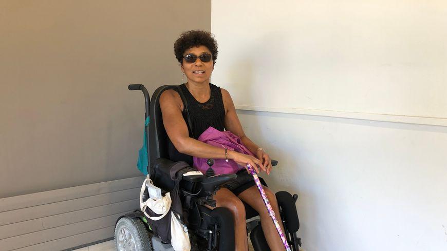 Le SOS d'une femme handicapée menacée d'expulsion à Montpellier. Isabelle souffre d'une sclérose en plaques