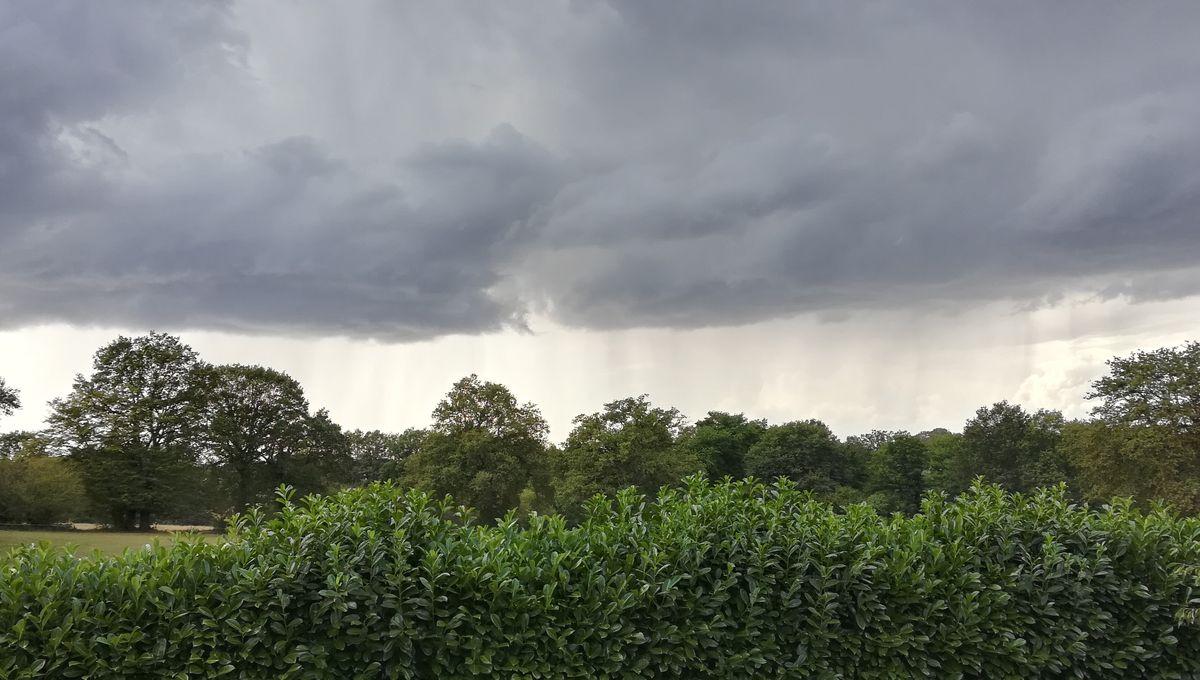 De la pluie en Creuse dès dimanche annonce Météo France