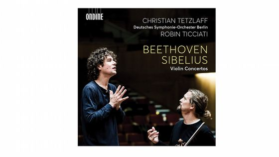 Beethoven & Sibelius : Concertos pour violon