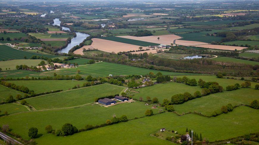 La Mayenne compte 30 000 kilomètres de bocage.