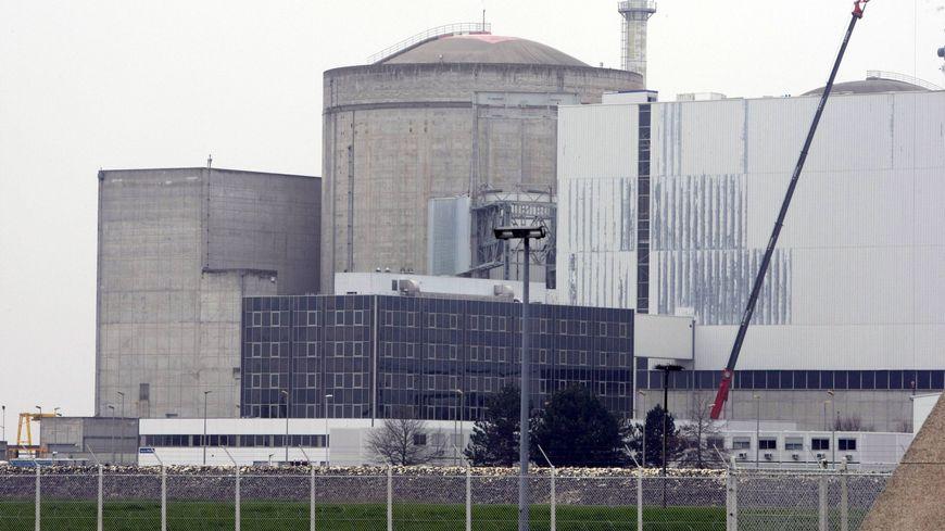 La centrale nucléaire du blayais
