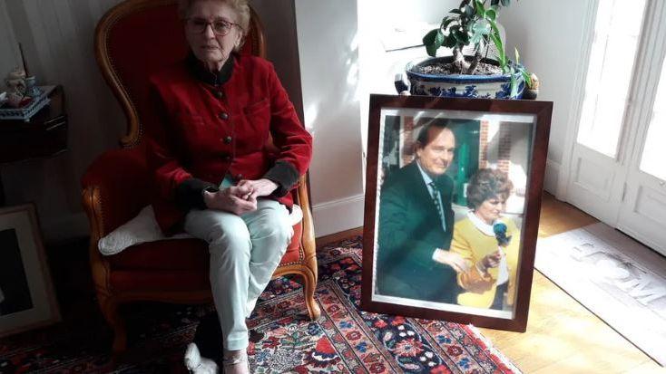 L'ancienne maire de La Ferté-Saint-Aubin Annick Courtat a conservé de nombreuses photo d'elle aux côtés de Jacques Chirac.
