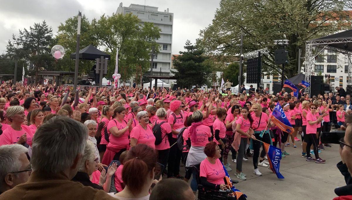 Vendée : 74.352 € reversés à la Ligue contre le cancer lors de la course la Joséphine à La Roche-sur-Yon