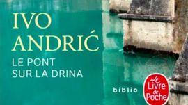 """Aurélie Charon choisit """"Le Pont sur la Drina"""" pour """"1 livre, 1 jour"""""""