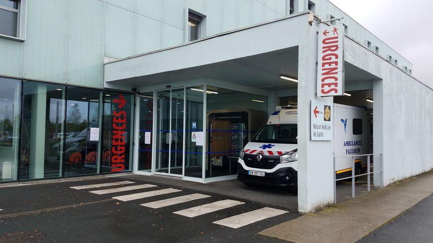 Les urgences de l'hôpital du Bailleul sont ouvertes seulement la journée, de 8h à 20h30.