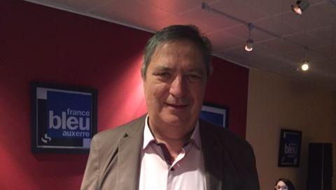 Pierre Monnoir invité de France Bleu Auxerre