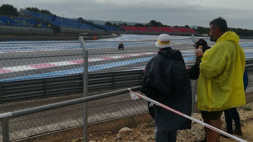 La pluie s'est invitée sur le circuit Paul Ricard du Castellet pour le 83ème Bol d'Or