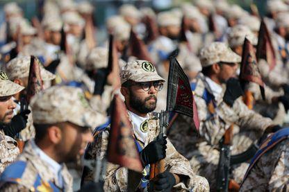 Le régime iranien a organisé dimanche 22 septembre un défilé militaire devant les principaux dignitaires, à l'occasion du 39ème anniversaire du déclenchement de la guerre Iran-Irak.