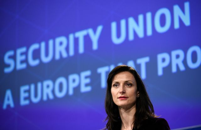Mariya Gabriel faisait déjà partie de l'équipe Juncker.