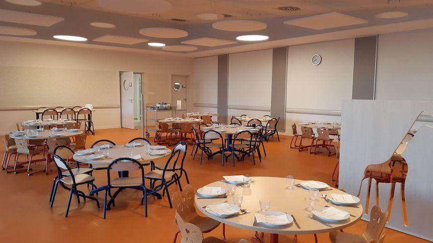 Cantine fermée dans plusieurs écoles d'Annecy (illustration)