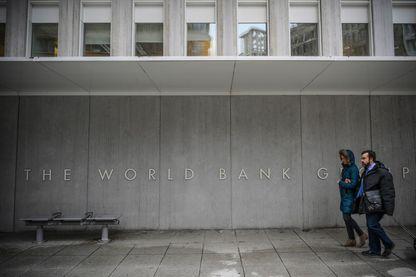 Le siège de la Banque Mondiale, à Washington