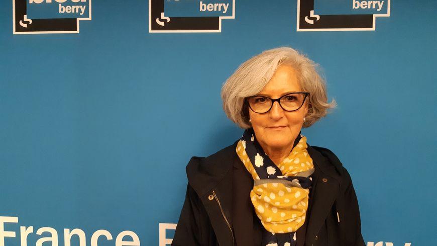 Françoise Gental, de la direction de la prévention et du développement social dans l'Indre