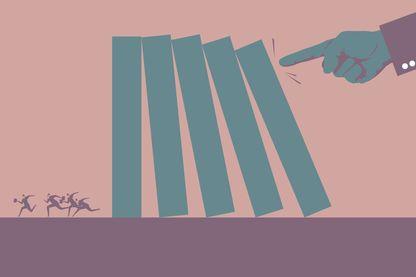 Illustration d'Escape game au sein de l'entreprise