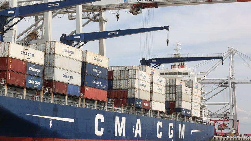 CMA CGM a donc décidé de se lancer dans le gaz naturel pour ses navires.