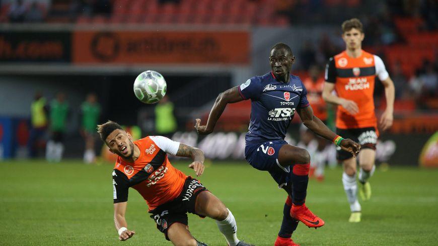 Saliou Ciss connaît bien la Ligue après avoir joué à Valenciennes