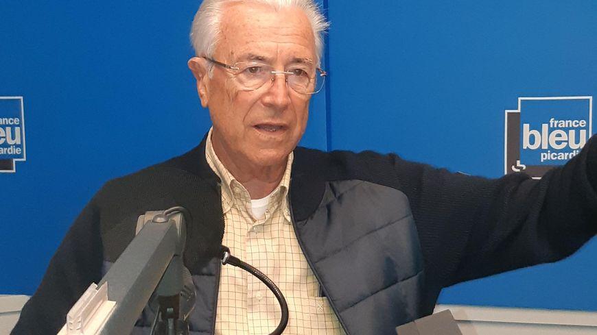 Gilles de Robien ancien maire d'Amiens, deux fois ministre de Jacques Chirac