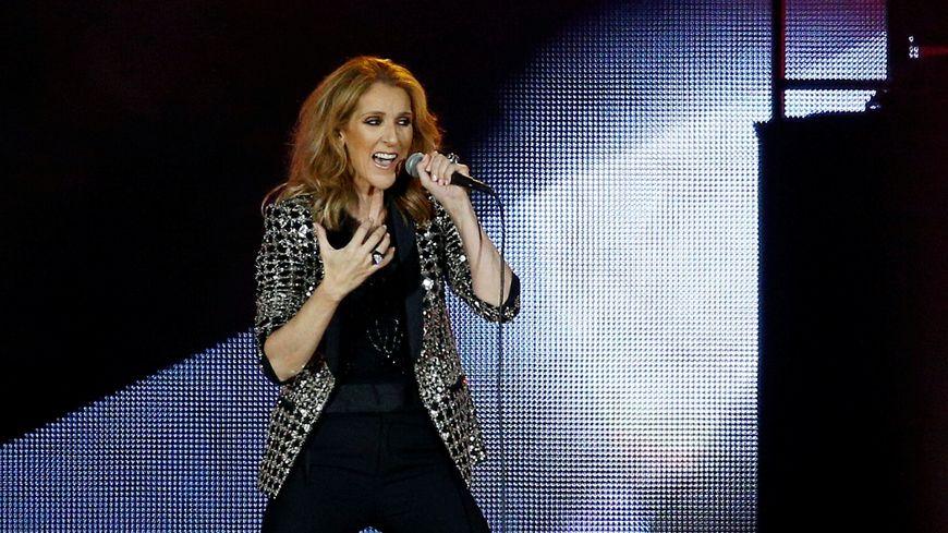 Céline Dion avait mis le feu à l'Allianz Riviera et ses 32 000 spectateurs en juillet 2017
