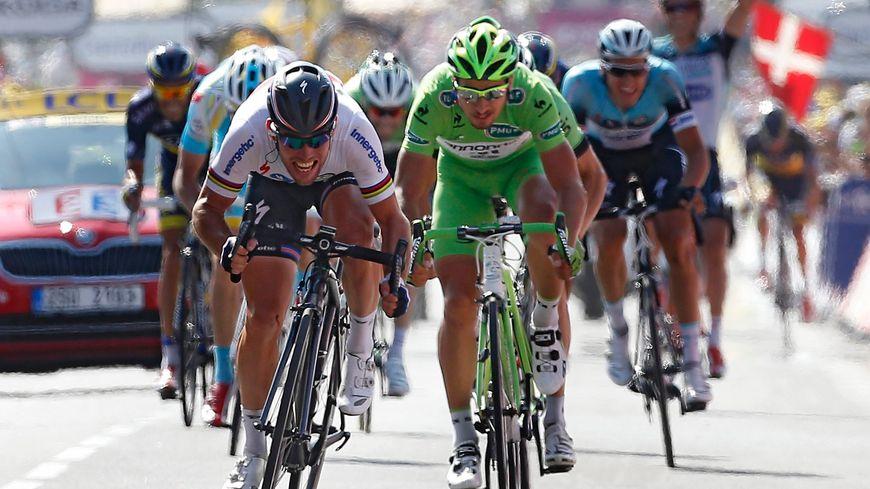 En 2013, Saint-Amand-Montrond avait accueilli une étape du Tour de France, avec la victoire du Britannique Mark Cavendish