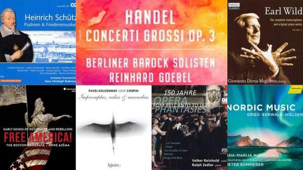 Trois joyaux de la musique scandinave par l'Orchestre du Schleswig-Holtein