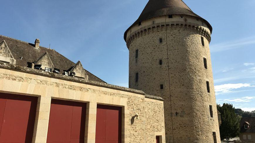 La Tour Zizim de Bourganeuf.