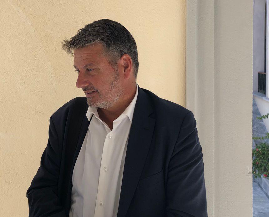 Jérome Gavaudan, Président de la Conférence des Batonniers.