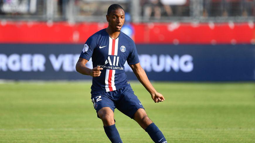 Abdou Diallo est arrivé cet été au PSG