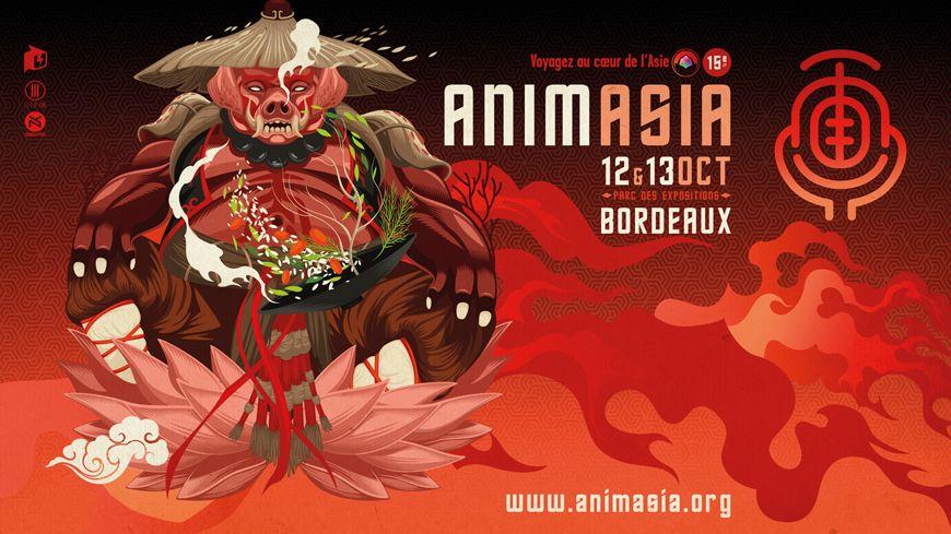 Asie et Jeux Vidéos à Bordeaux les 12 & 13/10