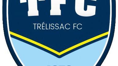 Logo Trélissac Football Club