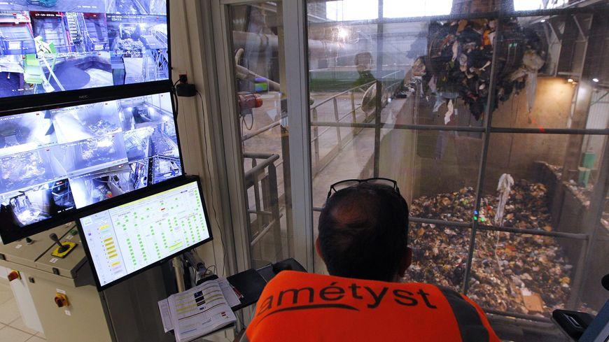 L'usine Ametyst a reçu 139.900 tonnes d'ordures ménagères en 2018