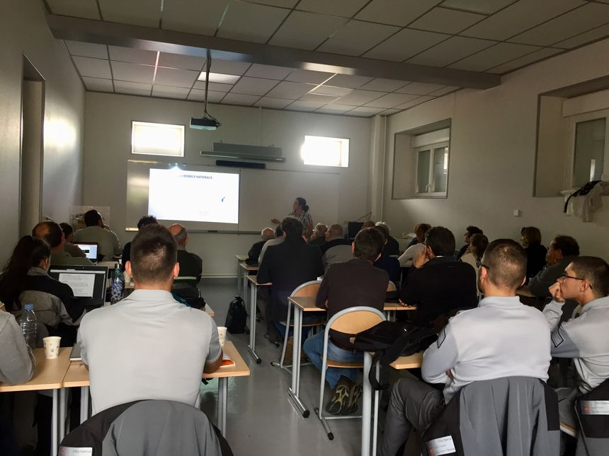 Une formation pour apprendre à déceler les attaques du loup dans l'Yonne.