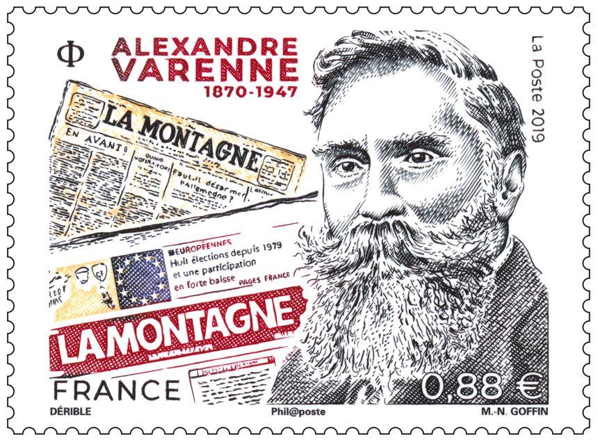 """Le cachet """" Premier jour"""" sera rajouté sur les timbres vendus du 4 au 6 octobre."""