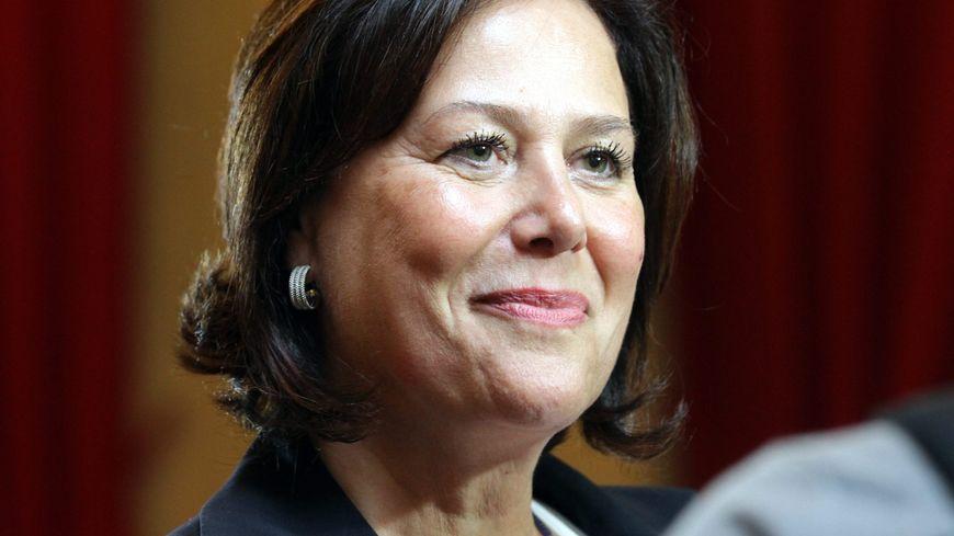 Catherine Troendlé, sénatrice alsacienne Les Républicains.
